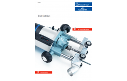 New parts catalog! Doing a professional job – with the right tools.