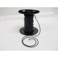Towing cable dia. 6,0mm ($ / meter) black