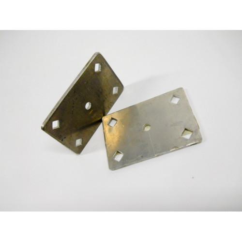 Bottom Plate J-Bar (welded on)