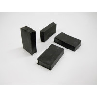 "Spacer Rubber Slat (long) 1-5/8""X1""X3/8"""