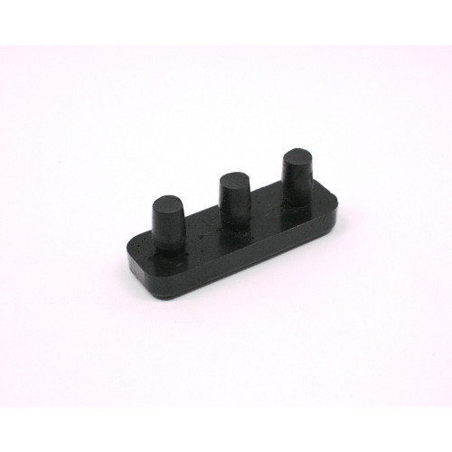 Bumper Footrest 3-prongs